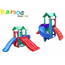 Playground Climber - Parque Infantil Brinquedo De Plastico