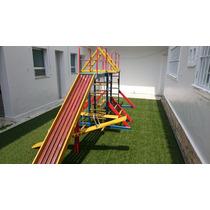 Parque Infantil Brinquedo Playground Madeira
