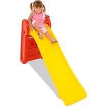 Playground Escorregador Desmontável Vermelho Xalingo