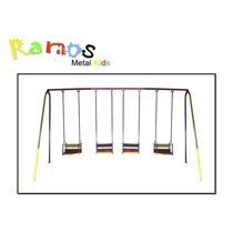Balanço Infantil Cadeirinha 4 Lugares - Brinquedo Infantil