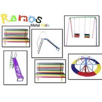 Conjunto Alegria 03 - Brinquedo Infantil, Playground, Parque