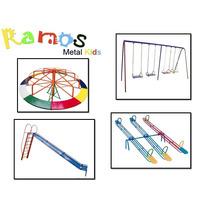 Conjunto Euforia - Brinquedo Infantil, Balanço, Escorregador