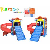 Playground Starplay I - Parque Infantil Brinquedo Plastico