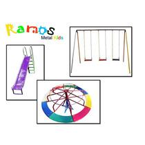 Conjunto Folia 02 - Balanço - Parquinho Infantil - Brinquedo