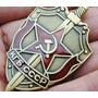 Emblema Broche Kgb - União Soviética - Premium - Exclente
