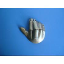 Escultura Em Bronze De Petrina Checcacci Na Forma De Mão