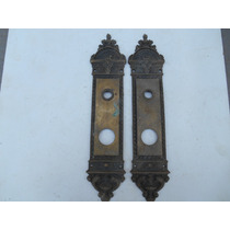 Espelhos De Fechadura Antigo