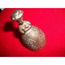 Sineta Antiga Em Bronze - Mulher