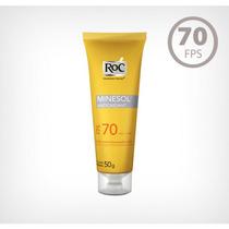 Protetor Solar Roc Minesol Anti Oxidante Gel Creme 50 G