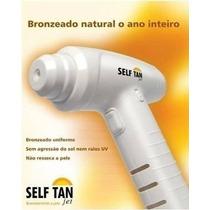 Aparelho Para Bronzeamento 100% Self Tan Jet 127v