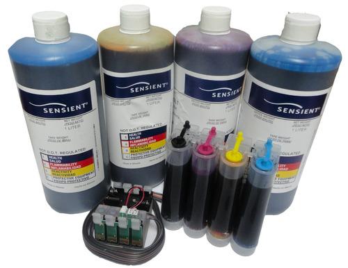 Bulk Ink C/tinta - T20 - T21 - Cx5600 - Tx110