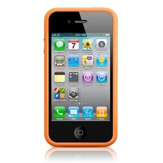 Bumper Colorido Original Apple Para Iphone 4 - Frete Grátis