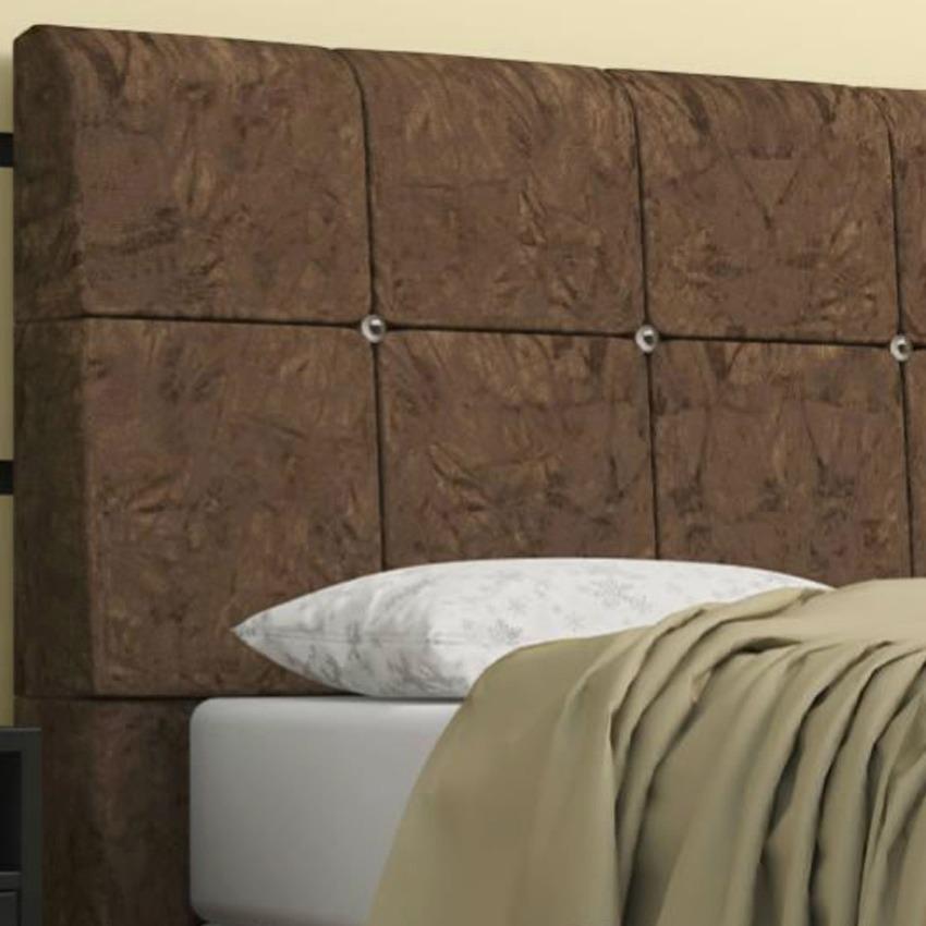 Cabeceira pietra para cama box casal king size 195 cm ba for Ancho cama king size