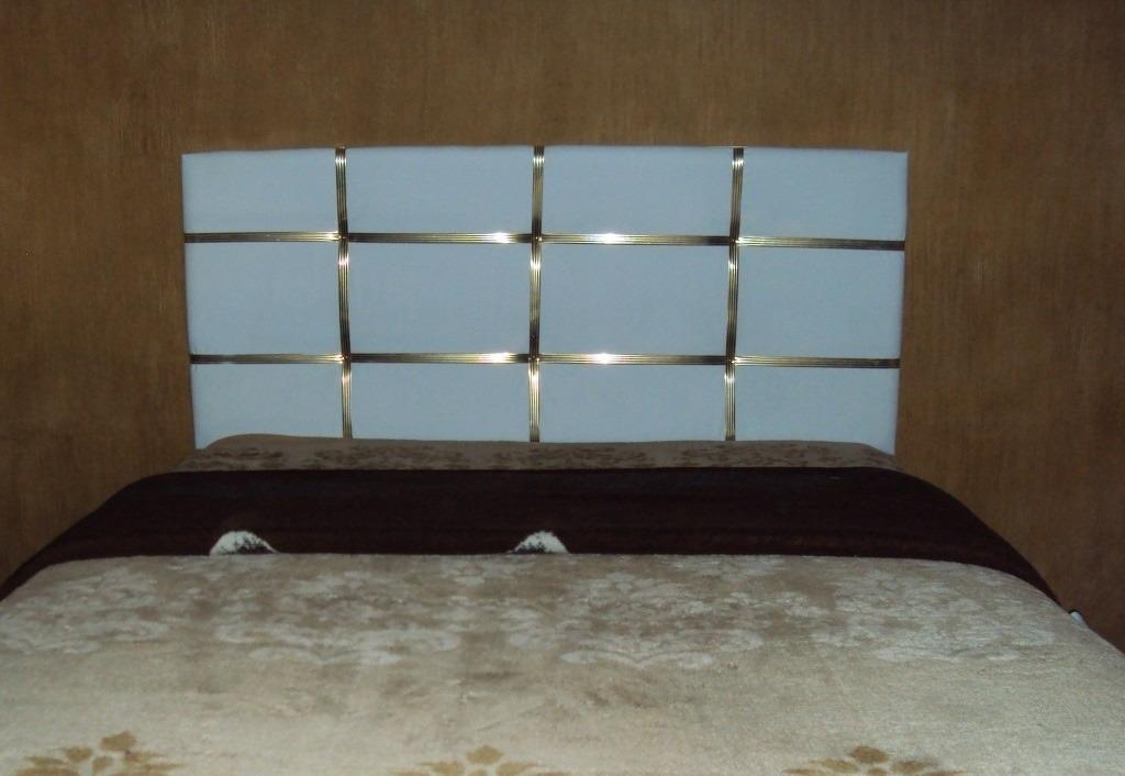 cabeceiras painel de cama box casal de luxo varios modelos   r 159