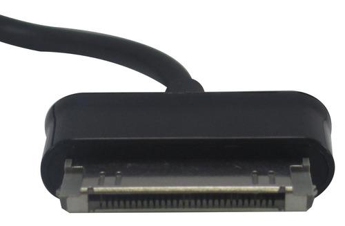 Cabo Dados Carregador Usb Tablet Galaxy Samsung Tab P7300
