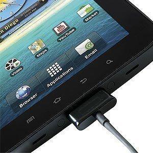 Cabo De Dados E Carregador Para Samsung Galaxy Tab P1000