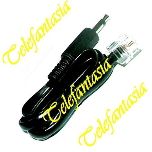 Cabo Telefone P/ Mini Gravador Digital / Fita Grampo Escuta
