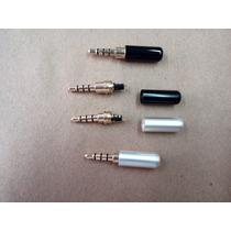 Plug P2 / P3 Conector Estéreo Fone De Ouvido Stereo
