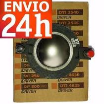 Kit 2und. Reparo Driver Titanio Dti 4625/4626/4630 Oversound