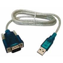 Cabo Usb Adaptador Serial Frete Grátis Rs 232 Db9 Usb 2.0