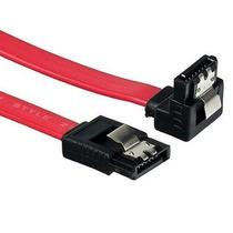 Cabo Dados Sata 50cm 180/90 - 90 Graus Plus Cable Pc-cbst03
