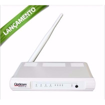 Modem E Roteador Internet Wireless Opticom Dslink 477m1 Adsl