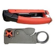 Kit Alicate Compressão Crimpar + Decapador Melhor Preço