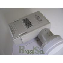 Lnb Duplo Banda Ku Universal Cabletech \ Brasilsat Novo