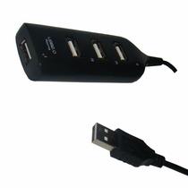 Adaptador Usb 4 Portas Hub Extensor Ampliador Usb