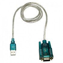 # Conversor Adaptador Usb Serial Rs232 Db9 # Chip Ftdi # Mac
