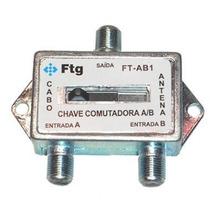 Chave Seletora A/b Comutadora Antena Parabolica