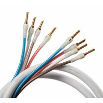 Cabo Para Caixa Acustica Supra Cable Quadrax 4 X 2mm - 3 Met