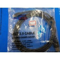 Uc-e4 Cabo Usb Para Nikon D40 D50 D60 D70 D70s D80 D7000