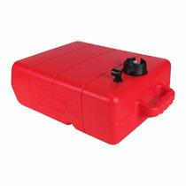 Tanque Multi Combustível Pead Vermelho 6 Gl / 22,7 Lt
