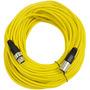 Seismic Auditivo Amarelo 100