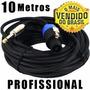 Cabo Speakon Macho X P10 Macho - 10 Metros - Profissional