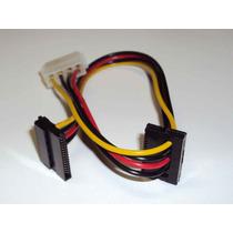 Adaptador Ide / Sata Força Duplo (reto) C/ 10 Unidades