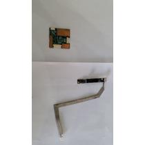 Jogo De Cabos,placas E Dobradiça Da Tela Hp Touchsmart Tx2