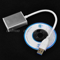 Usb 3.0 Para Hdmi Video Conversor 1080p