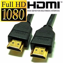Cabo Hdmi 1080p Full Hd 10m Ps3 Projetor Lcd Tv 10 Metros