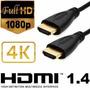Cabo Hdmi 1080p E Até 4k O Mais Barato Do Mercado Livre !