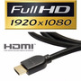 Cabo Hdmi 1.4 3 Mts Full Hd 1080p 3d Aiwa Cce Epson Lg Sony