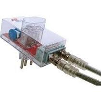 Protetor Anti Raio Clamper Energia - Dps Raios Surtos