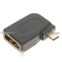 Micro Hdmi X Hdmi Femea - Macho Adaptador Tablet Celular Pc