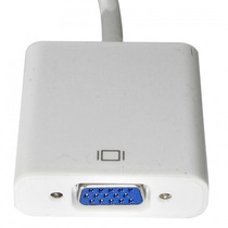 Cabo Adaptador Mini Displayport Vga - Macbook Apple - Video