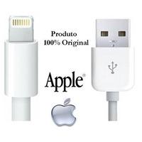 Cabo Carregador Iphone 5,5-s,5-c,6,6 Plus Original Apple .