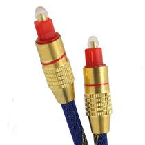 Cabo Optico Opção Transmitir Sinal De Áudio De Forma Dígital