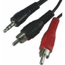 Cabo P1 Stereo X 2 Plugs Promoção
