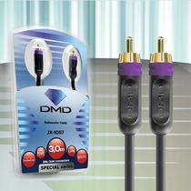 Diamond Cable Dmd Jx1057 - 3m Cabo Rca Subwoofer