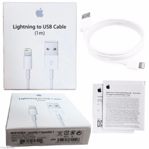 Cabo Carregador Usb Apple Iphone 5 5s 5c Ipad Ipod Promoção